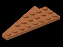 Platte-steen