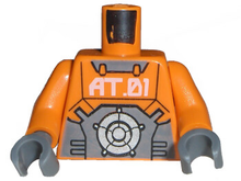LEGO 973pb0407c02