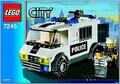 LEGO 7245-boek
