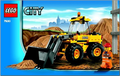 LEGO 7630-boek