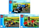 LEGO 7637-boek