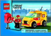 LEGO 7731-boek